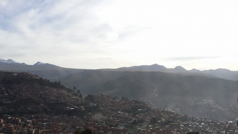 El Alto La Paz Bolivie