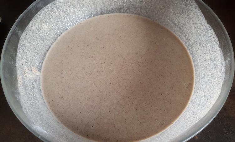 Pâte Sarrasin pour Galettes Bretonnes