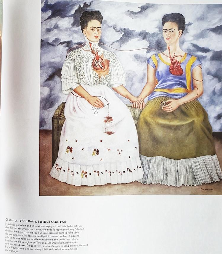 Art du Feminisme - Frida Kahlo