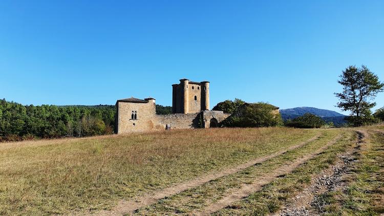 Arques chateau