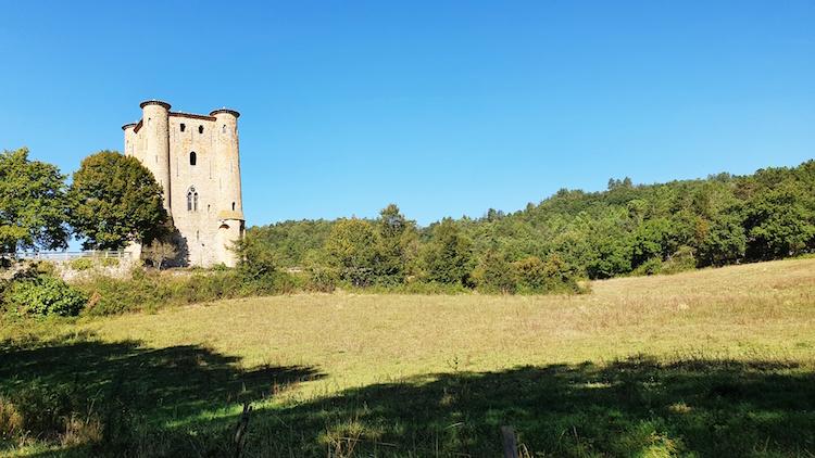 donjon chateau Arques