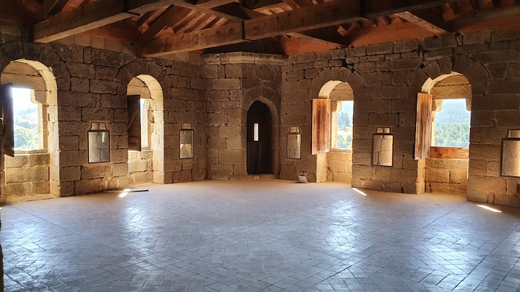 salle chateau Arques