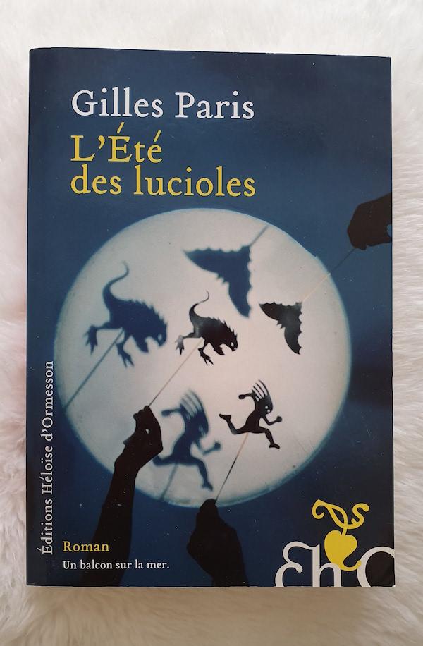 Gilles Paris L'été des lucioles