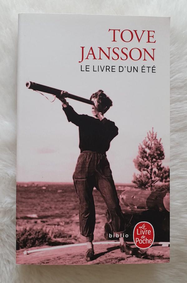 Tove Jansson Le Livre d'un Eté